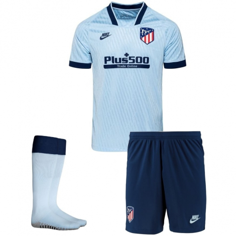 Резервная форма Атлетико Мадрид сезон 19-20 (футболка+шорты+гетры)