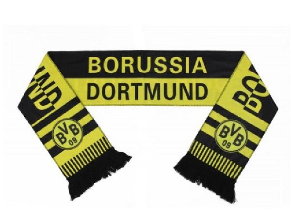 Флисовый шарф Боруссия Дортмунд
