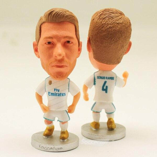 Статуэтка Серхио Рамос из Реал Мадрида