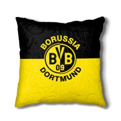Наволочка на подушку с эмблемой Боруссии